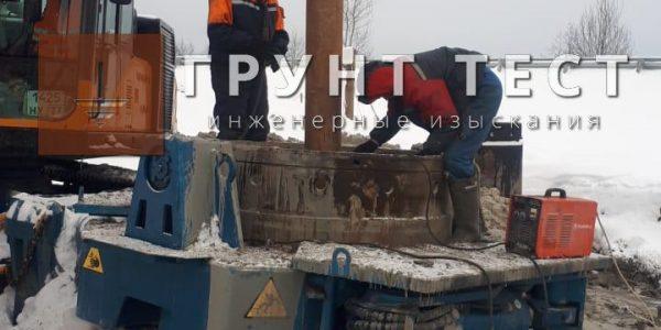 Штамп в скважине Нижний Новгород